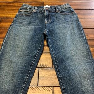 Eileen Fisher Straight Jeans Size 6